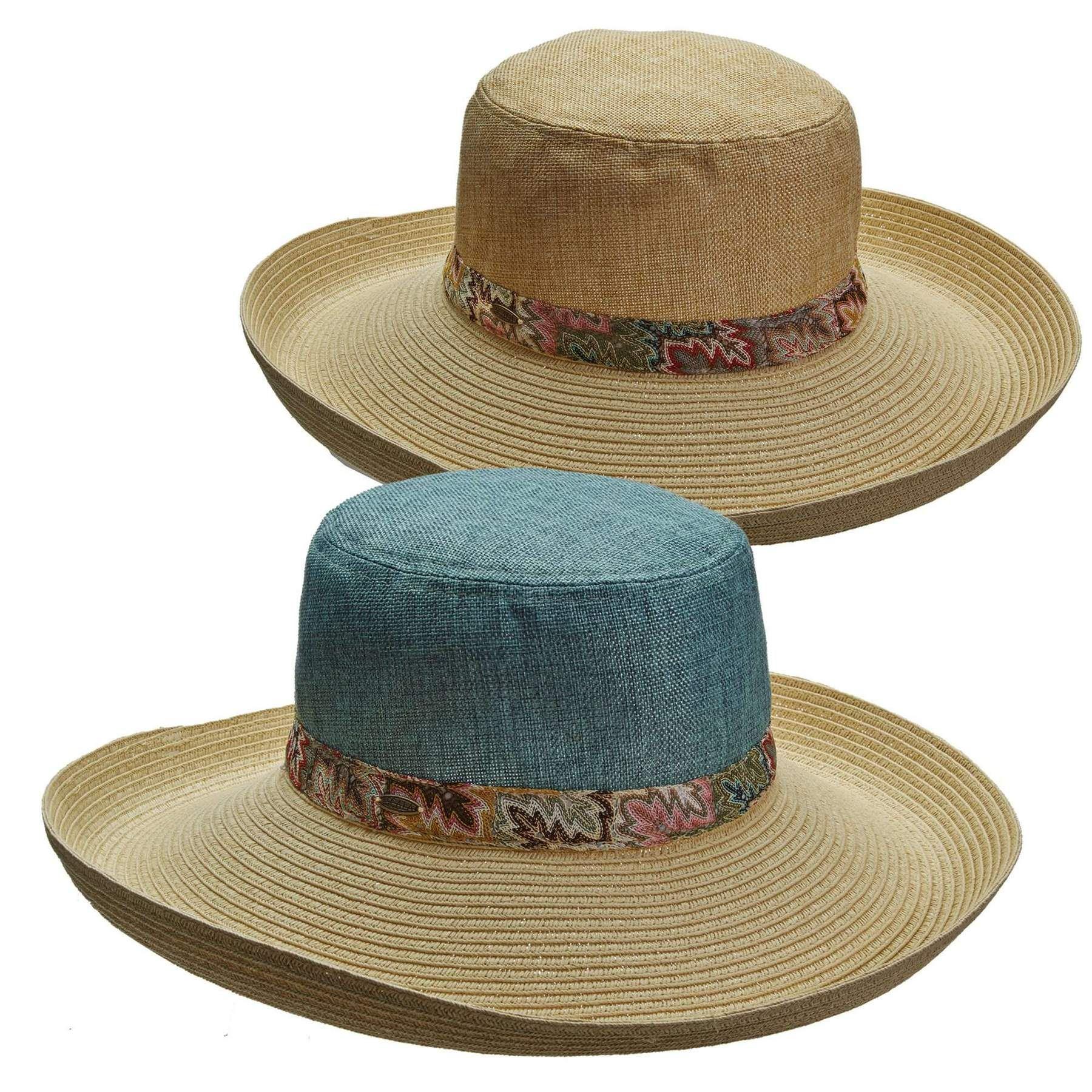 d3b24be92e910 Upturned Brim Linen Crown Summer Hat by Callanan — SetarTrading Hats
