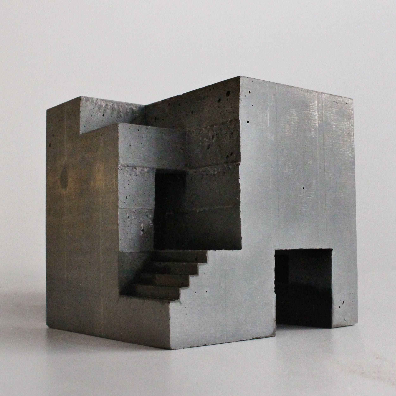 Concrete Architectural Sculpture David Umemoto
