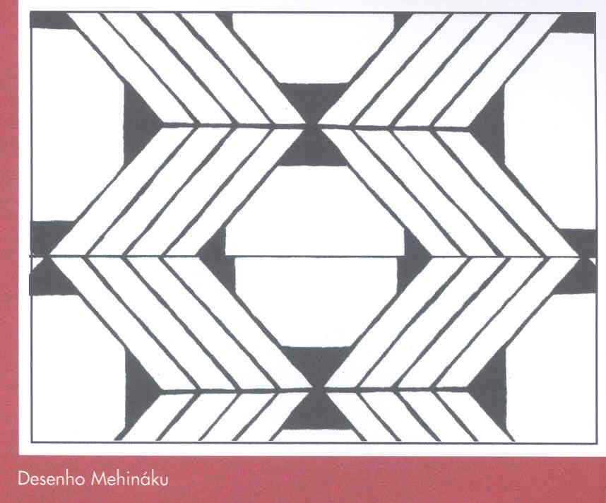 Galeria De Pinturas Indigenas Desenho Mehinaku Com Imagens