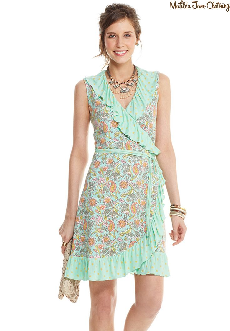 Happy And Free Summer 2016 Wrapped In Sunshine Dress