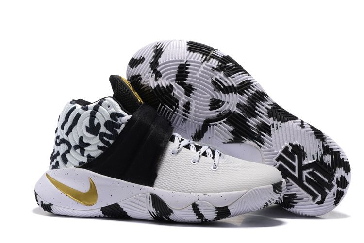 size 40 400dd 2a1fd NIKE Kyrie Irving 2 Effect Tie Dye Basketball Shoes AAAA-035