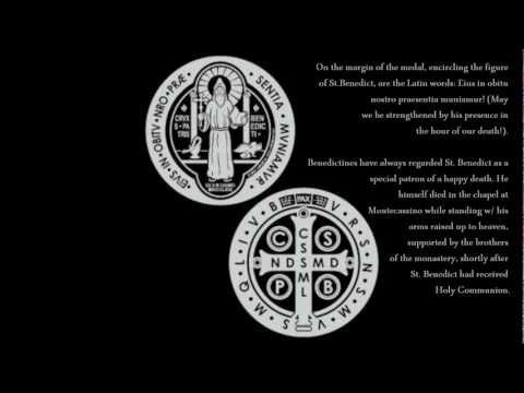 St. Benedict Medal - YouTube