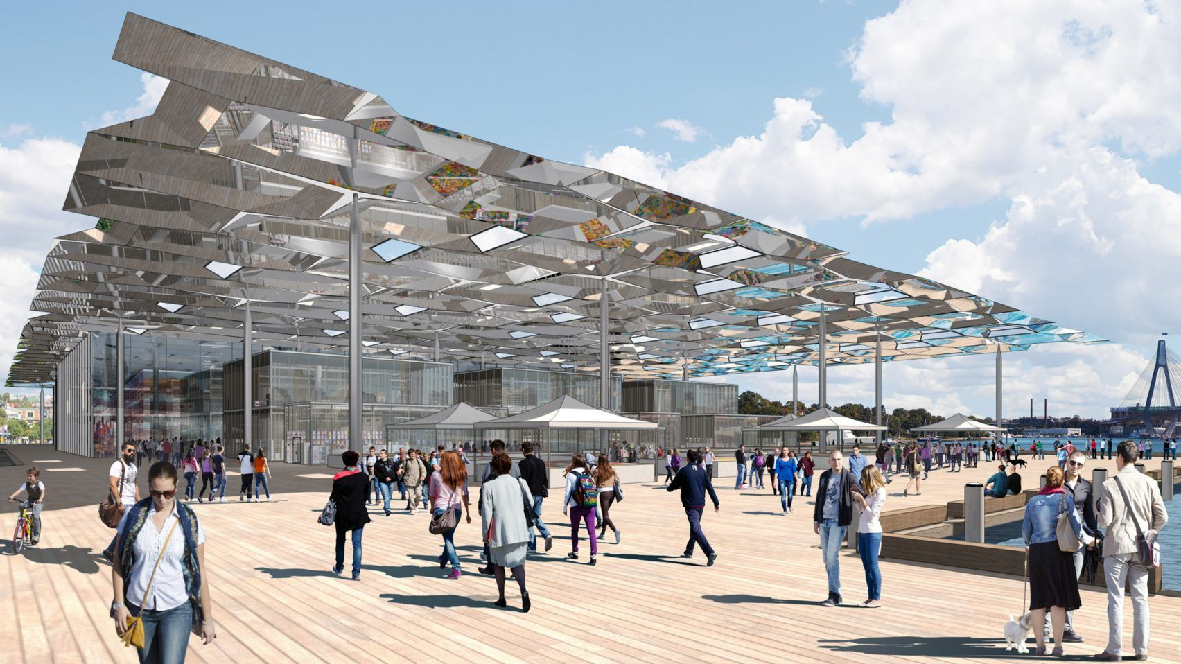 Sydney Fish Markets Named Future Project Of The Year 2017 World