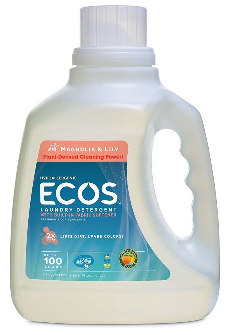 28 Of The Best Cruelty Free Products To Buy For Your Home Ecos Laundry Detergent Hypoallergenic Laundry Detergent Natural Laundry Detergent