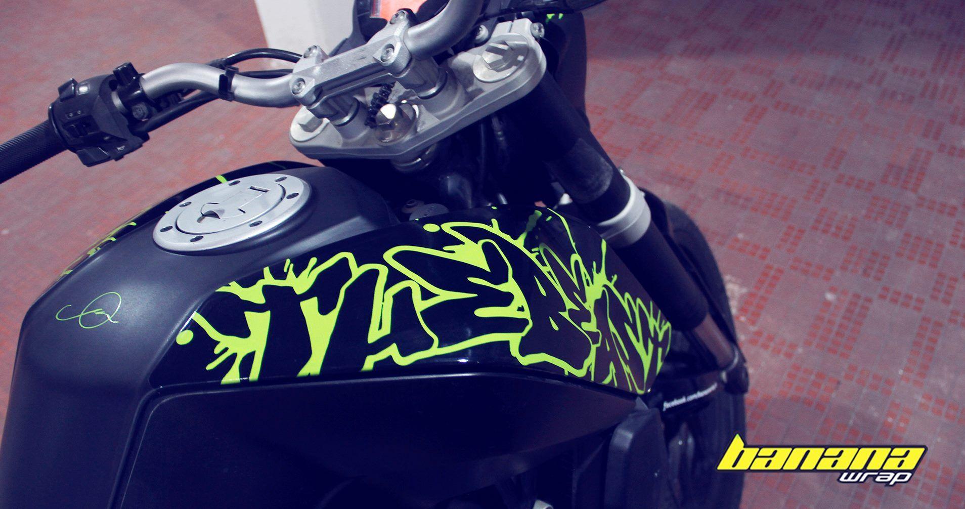 Matte Black Vinyl Wrap Motorcycle Vinyl Wrap Pinterest - Vinyl for motorcycles