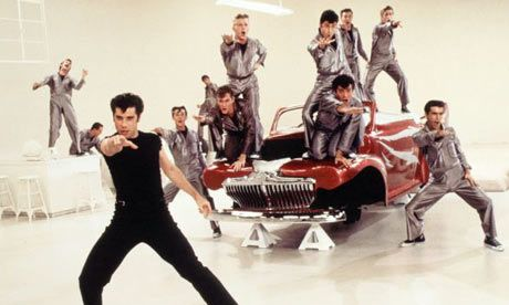 Image result for greased lightning grease