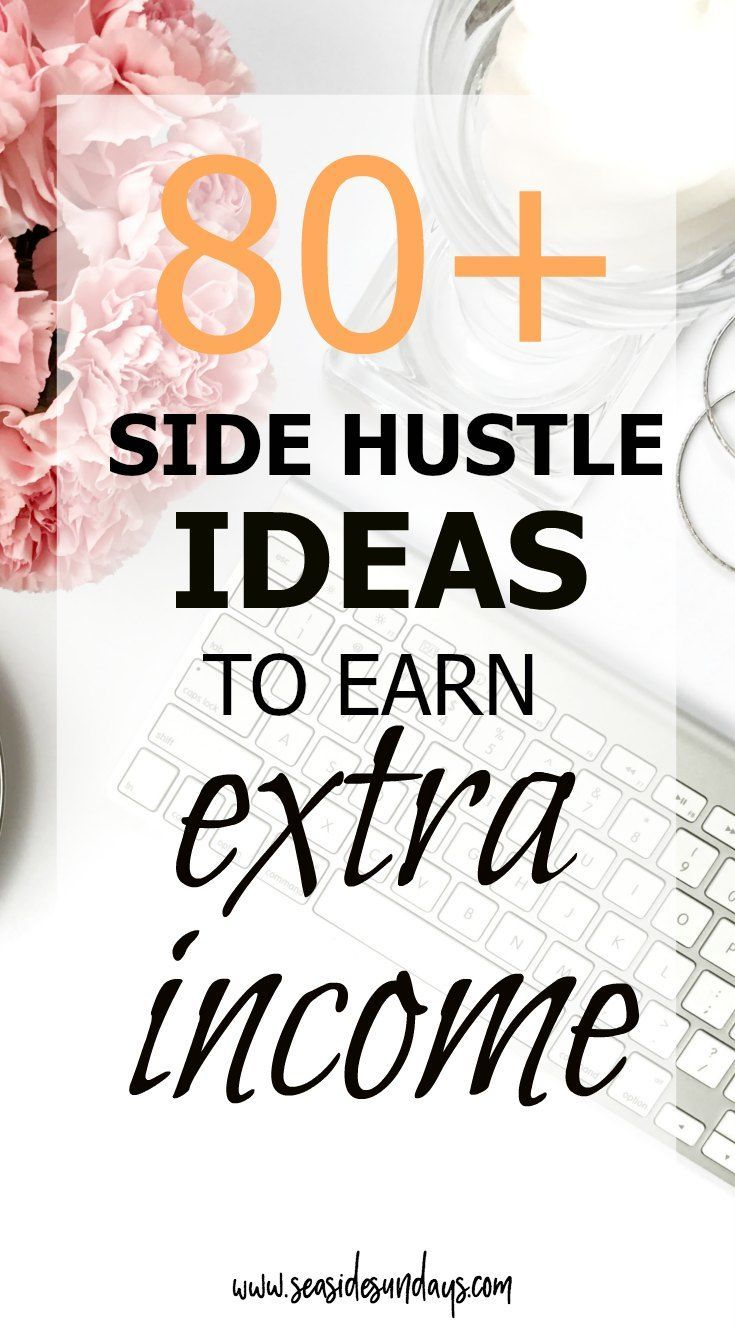 Make money from home with these 80+ ideas. Tons of work at home jobs ...