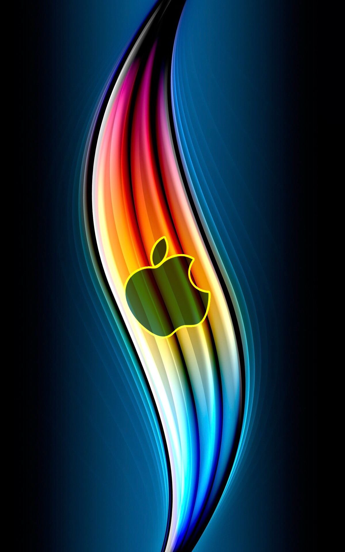 For Apple Ppl Iphone Homescreen Wallpaper Apple Logo Wallpaper Iphone Apple Wallpaper