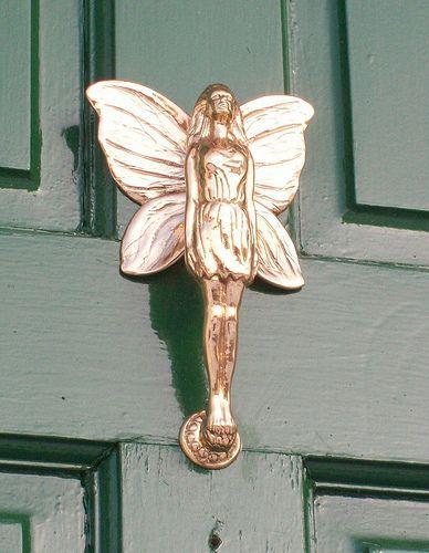 Door knocker by Martha-Ann48,