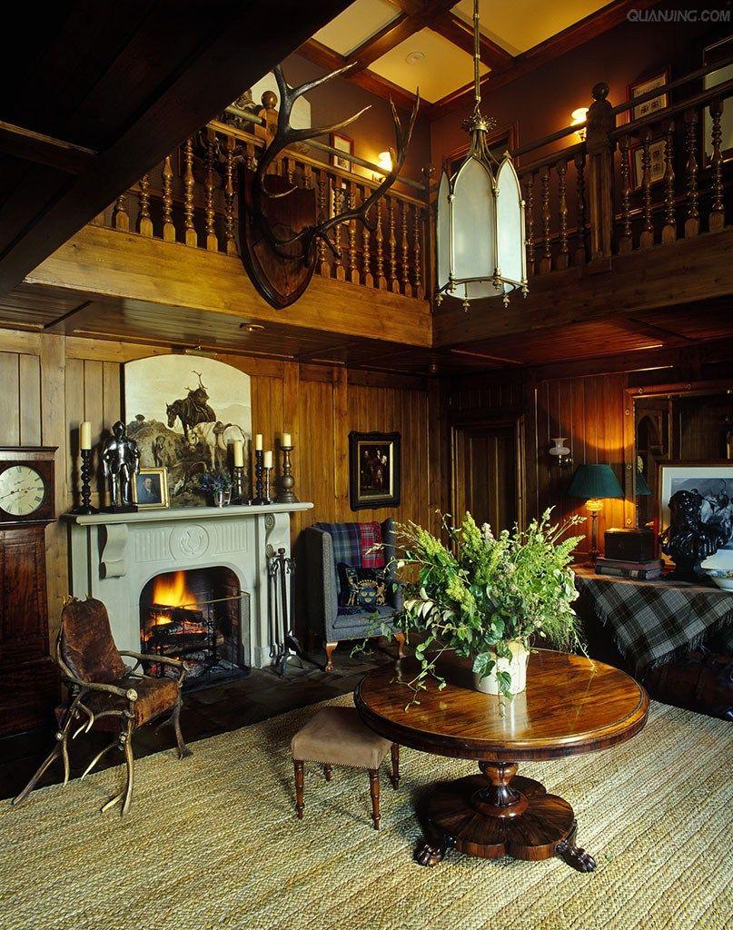 Decor Design Review Romantic Home Decor Country House Interior Scottish Interiors