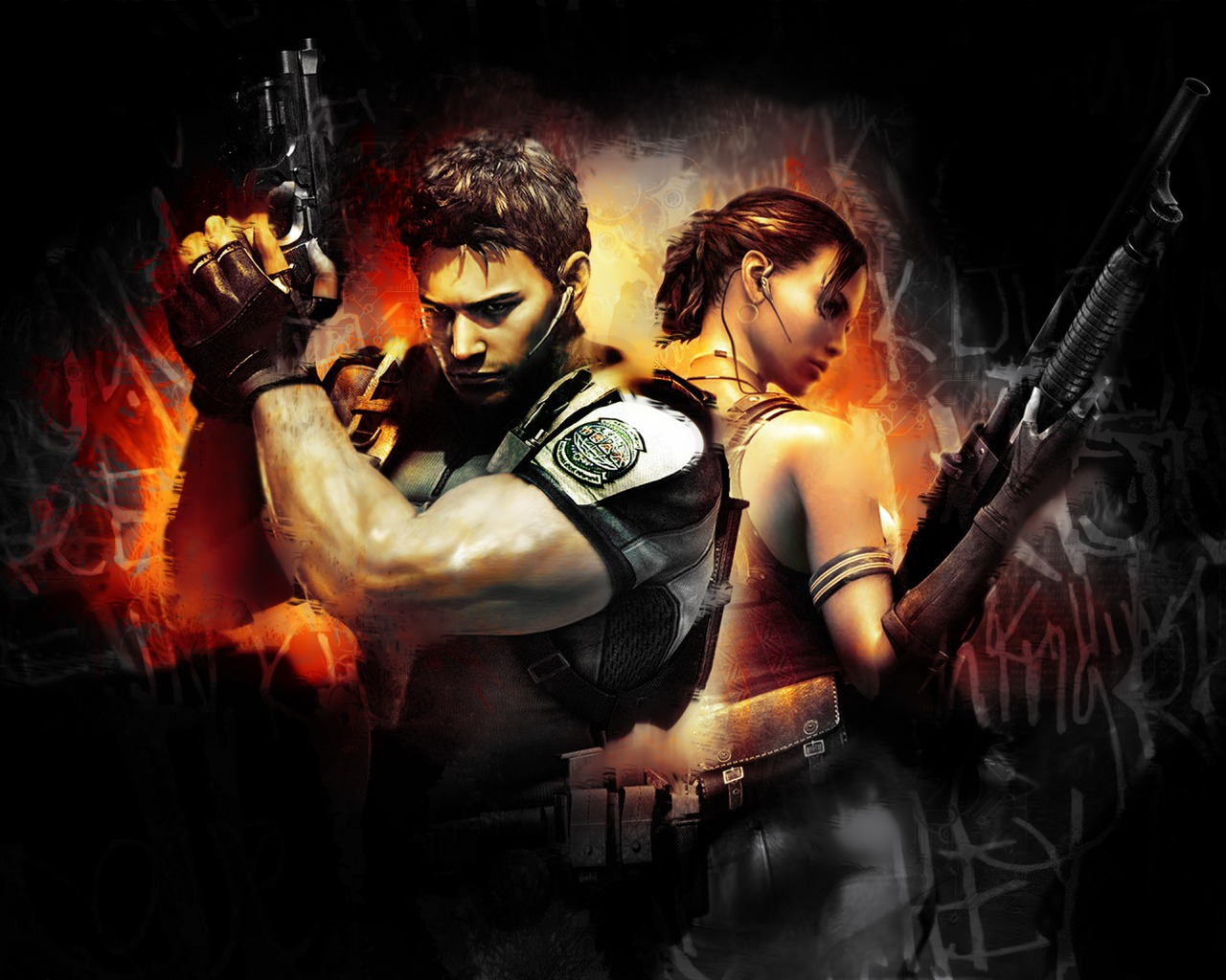 Resident Evil 5 Chris Redfield Claire Redfield Resident Evil Code Veronica Png Action Figure Bsaa Capcom Chris R Resident Evil Resident Evil 5 Redfield