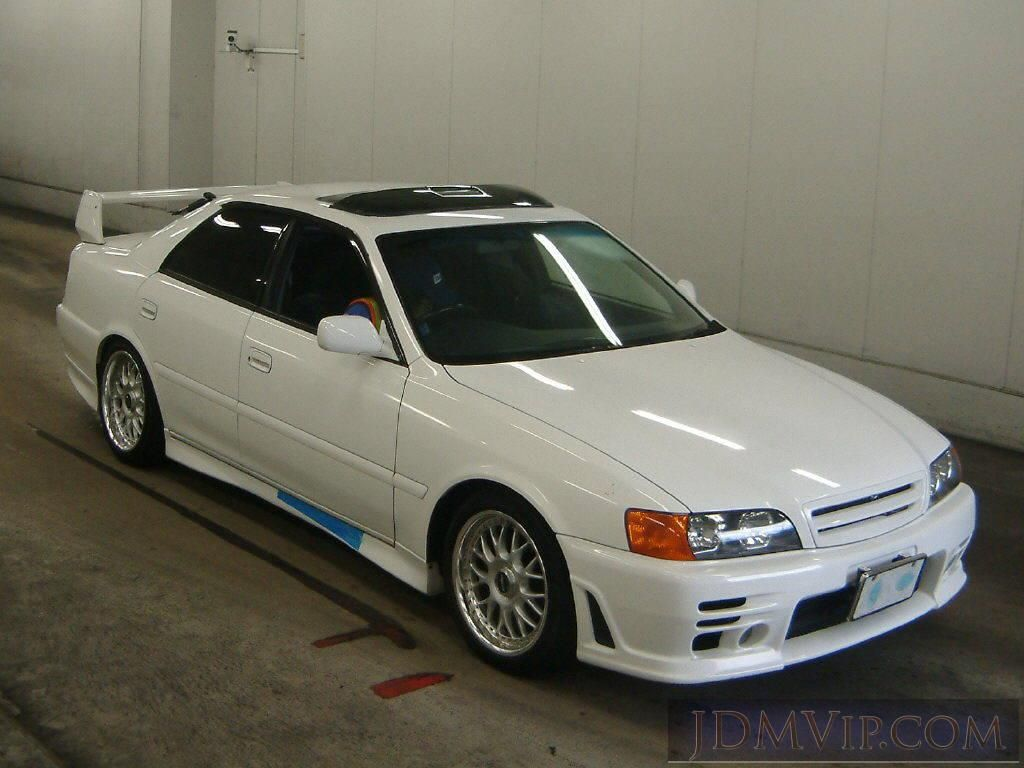 TOYOTA CHASER / JZX100 | JDM