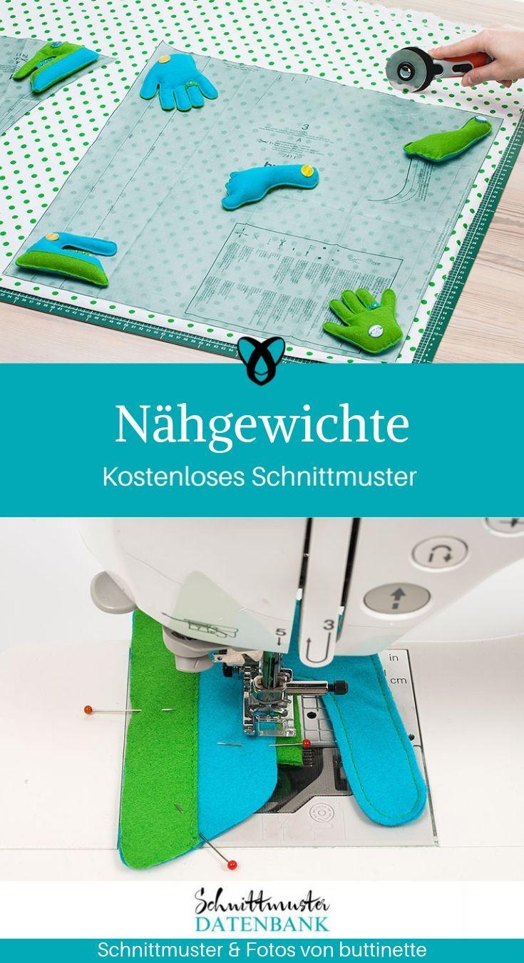 Photo of Nähgewichte