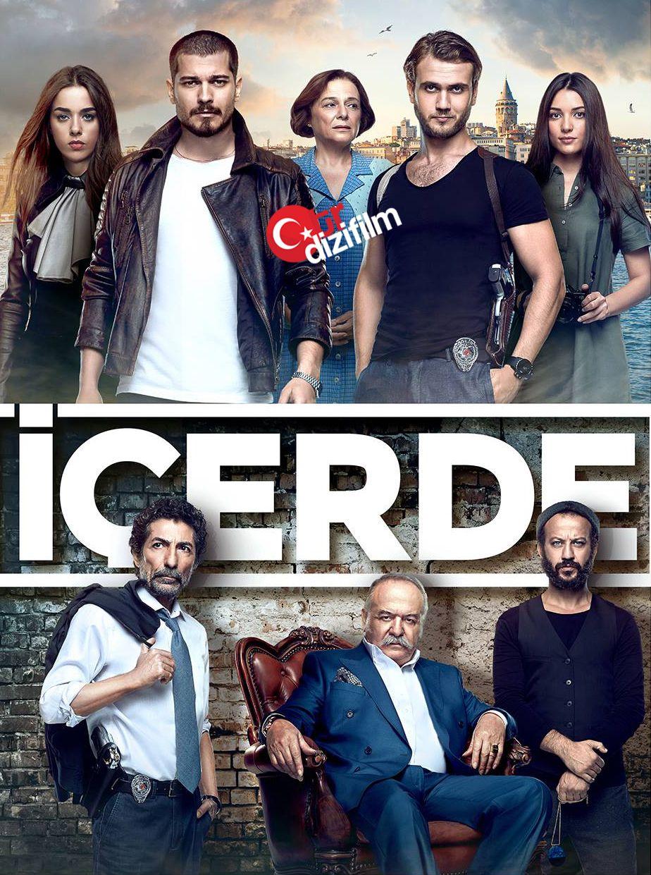 Icerde 10 Bolum Fragmani Izle Trdizifilm Cagatay Ulusoy Drama Tv Shows Mystery Tv Shows