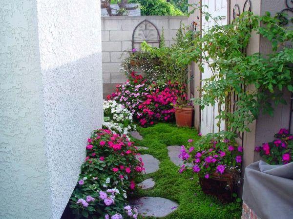 Fábrica de Idéias - Tudo em Paisagismo e Decoração Jardins Pequenos
