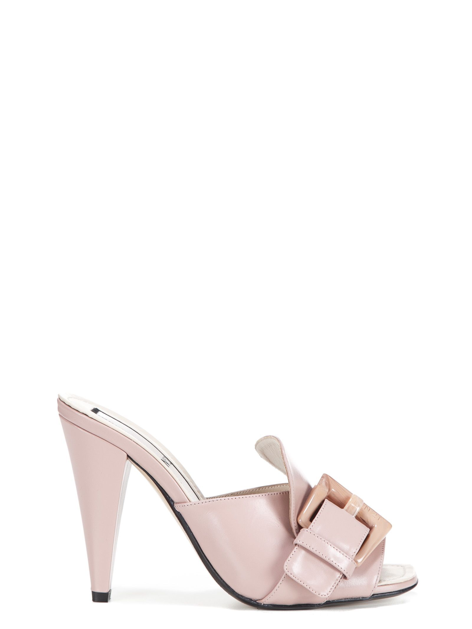 embellished multi-strap heeled sandals - Black N CwqEzZb