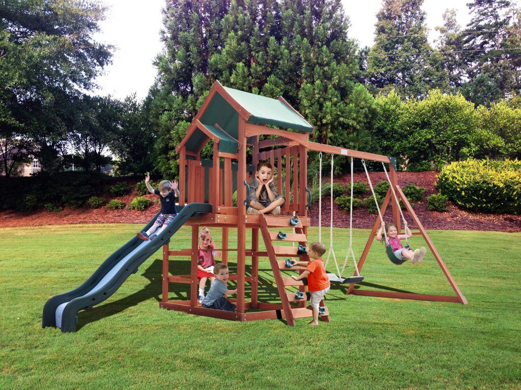 Tips On Buying A Backyard Playground Sets