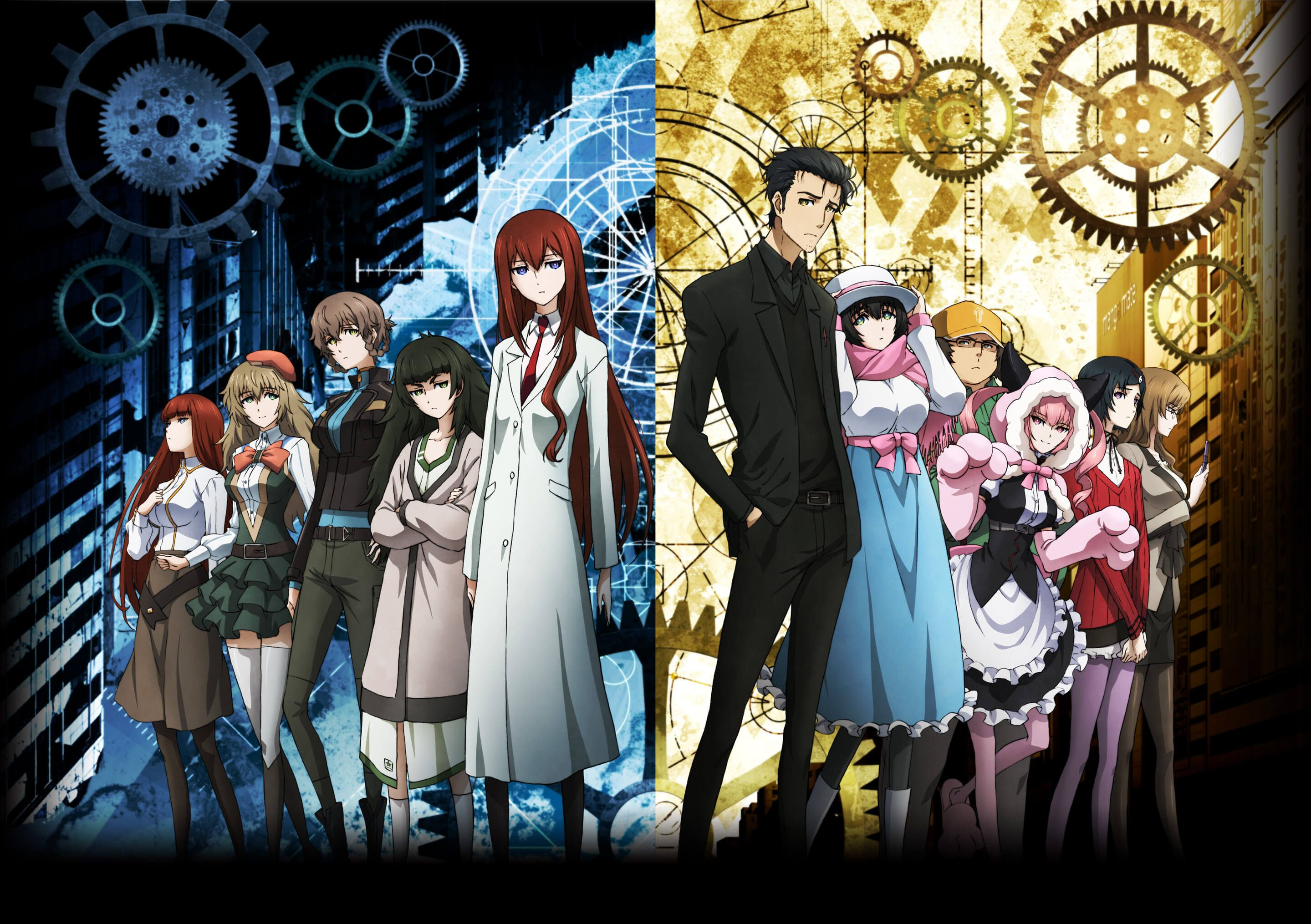 Top Scoring Links Steinsgate Steins Gate 0 Anime Anime Release