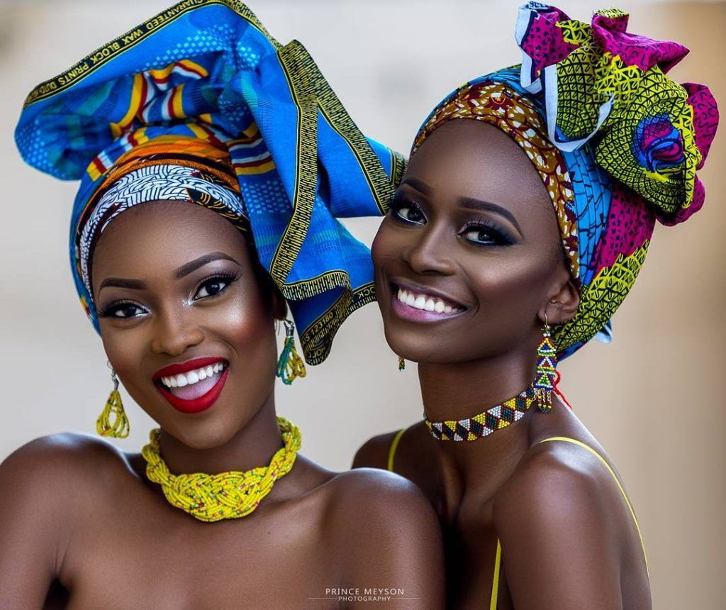 "Editorial: ""African Queens"" Adesola Adeyemi and Chinelo Ikegbune for Prince Meyson Photography #africanbeauty"