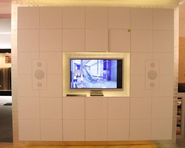 Wohnzimmerwand Indirekte Beleuchtung