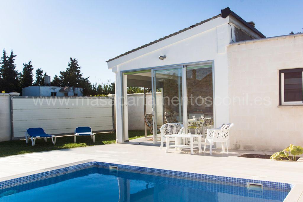 Casa de campo con piscina en conil apartamentos en conil ofertas de alquiler vacacional - Apartamentos en conil con piscina ...
