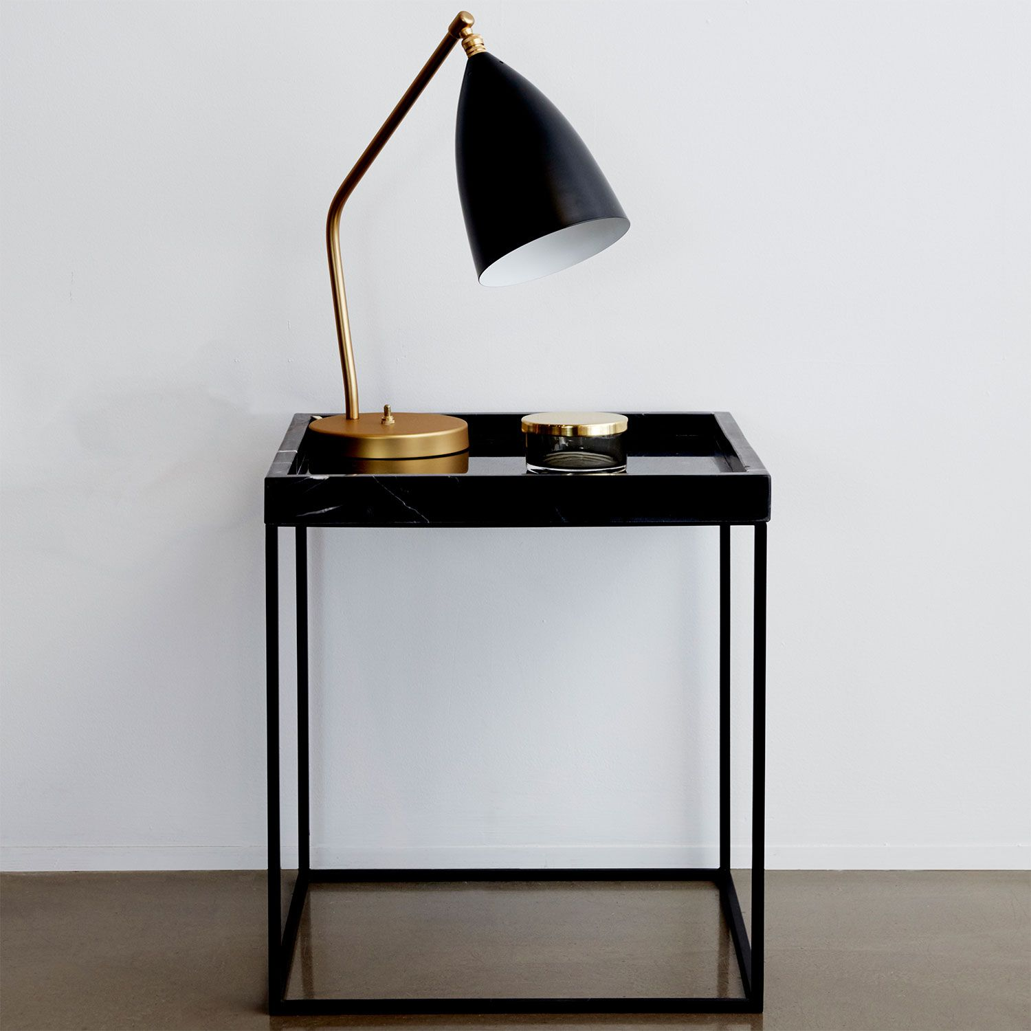 Online Our Gubi Grhoppa Task Table Lamps In A Solid Br Frame With