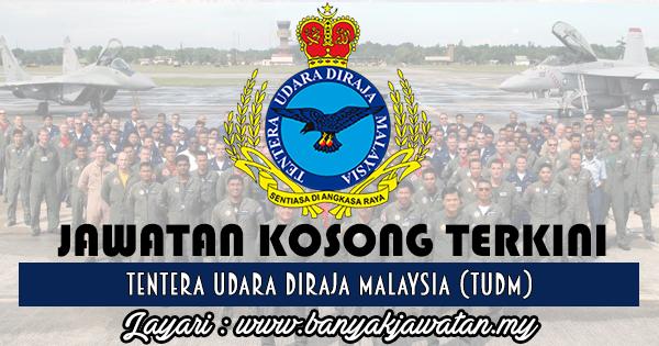 Jawatan Kosong Di Tentera Udara Diraja Malaysia Tudm 2 April 2018 Pengambilan Khas Kaum India Malaysia 13 March Oktober