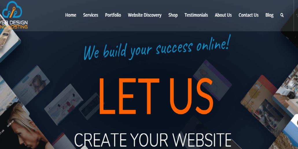 Our Website Homepage Web Design Website Design Affordable Website Design