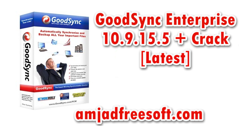 GoodSync Enterprise 10 9 15 5 + Crack [Latest
