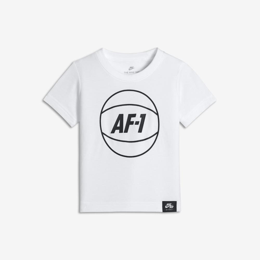 info for d5e7b 79889 Nike Air Force 1 T Shirt White