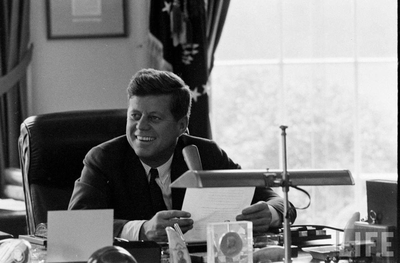 President White House Date taken: 1962 Photographer: Arthur Rickerby