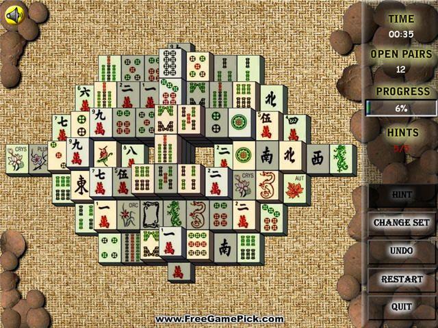 Mahjong Spielregeln
