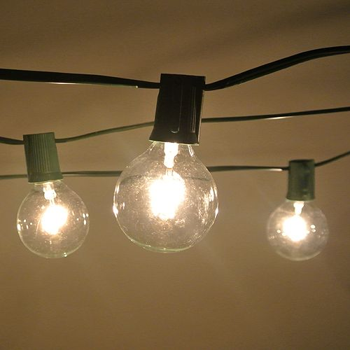 Light Bulbs String: 17 Best images about Backyard Lighting on Pinterest | Plugs, Patio and  Streamer backdrop,Lighting