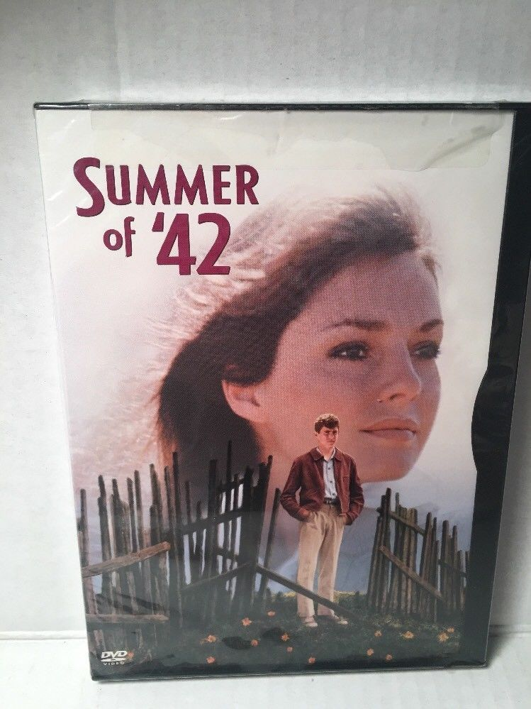 Summer Of 42 Dvd 2002 New And Sealed Jennifer Oneill Gary Grimes Dvd Jennifer O Neill Grimes