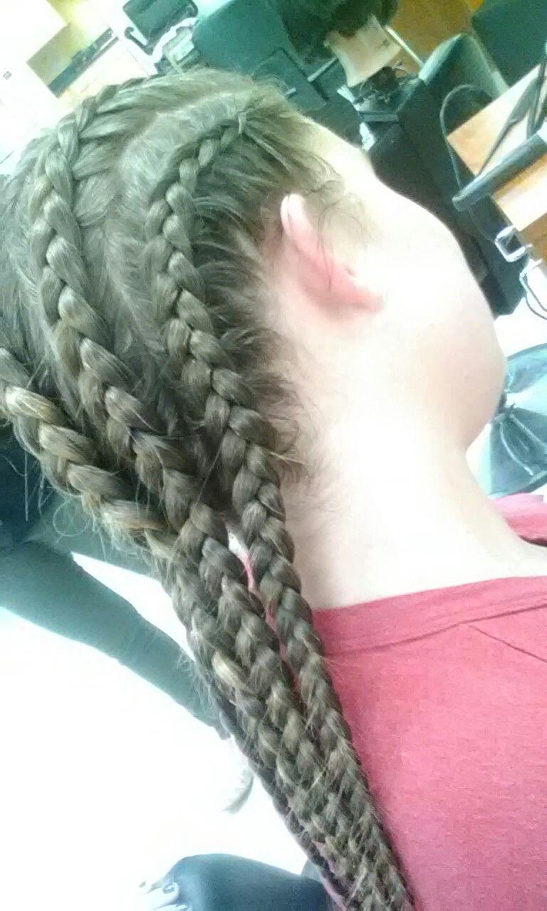 My girl hailey did my hair hair and beauty pinterest