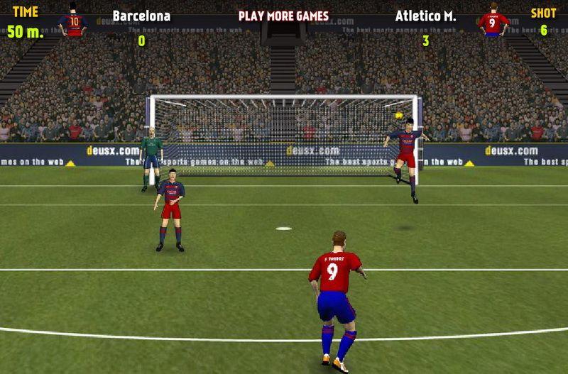 Скачать игру физик футбол на компьютер