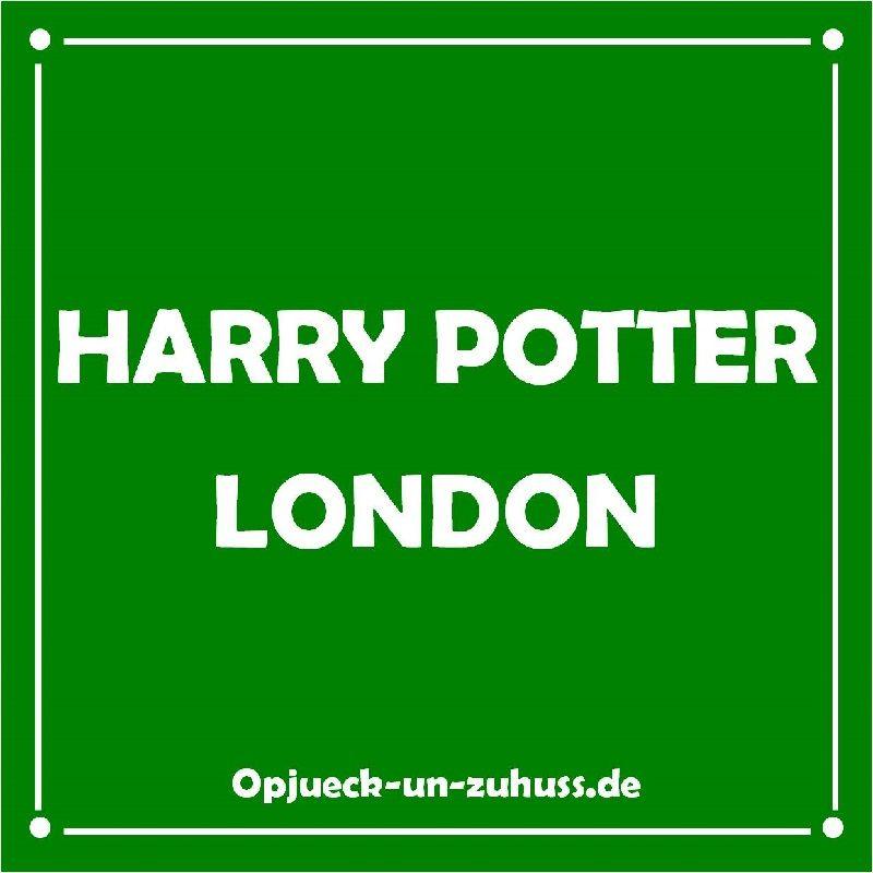 10 Harry Potter Drehorte In London Winkelgasse London