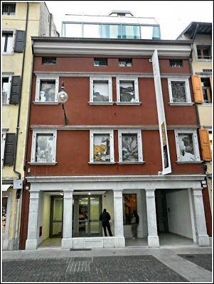 Casa cavazzini udine fvg friuli friuliveneziagiulia for Casa moderna udine