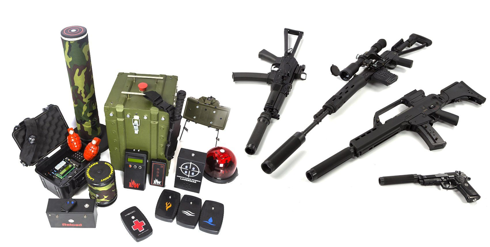Outdoor Laser Tag Equipment For Sale