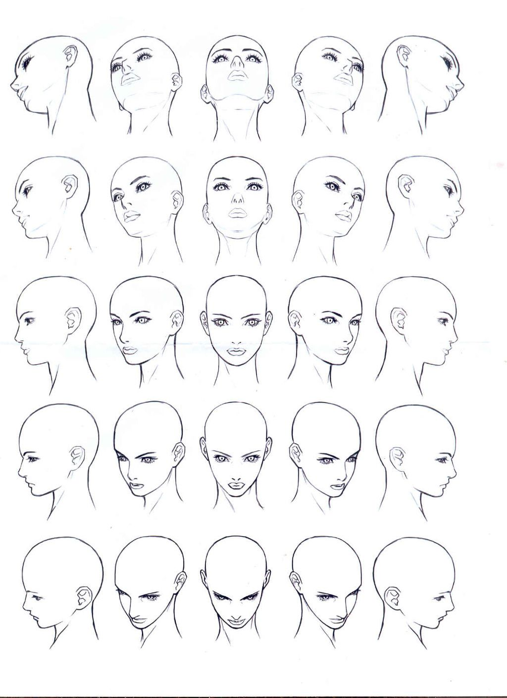 Drawing Face Body Pinterest Draw