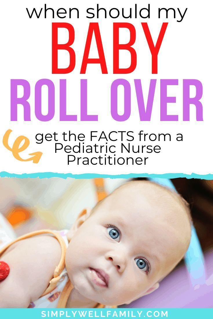 Baby Milestones Rolling Over Child Sleep in 2020 | Baby ...