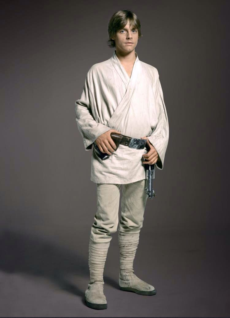Farm Boy Luke Costume Ref Star Wars Luke Skywalker Star Wars Luke Star Wars 1977