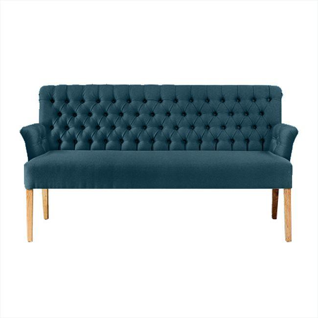 Charming Die Polsterbank Bretagne Von Möbel U0026 Konsorten Vereint Durch Die Aufwendige  Chesterfield Steppung Moderne Und