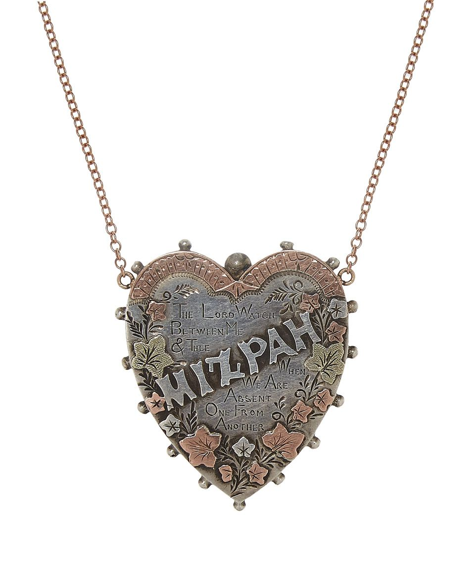 Annina vogel silver heart mizpah necklace jewellery by annina annina vogel silver heart mizpah necklace jewellery by annina vogel liberty aloadofball Image collections