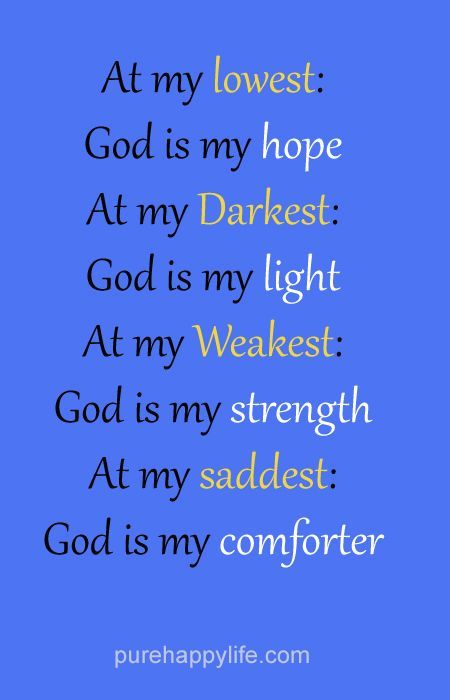 Image result for god is my strength