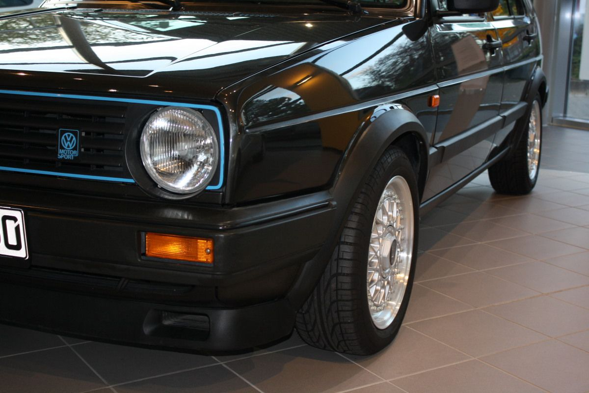 1989 Volkswagen Golf Gti G60 Limited Only 71 Built By Vw