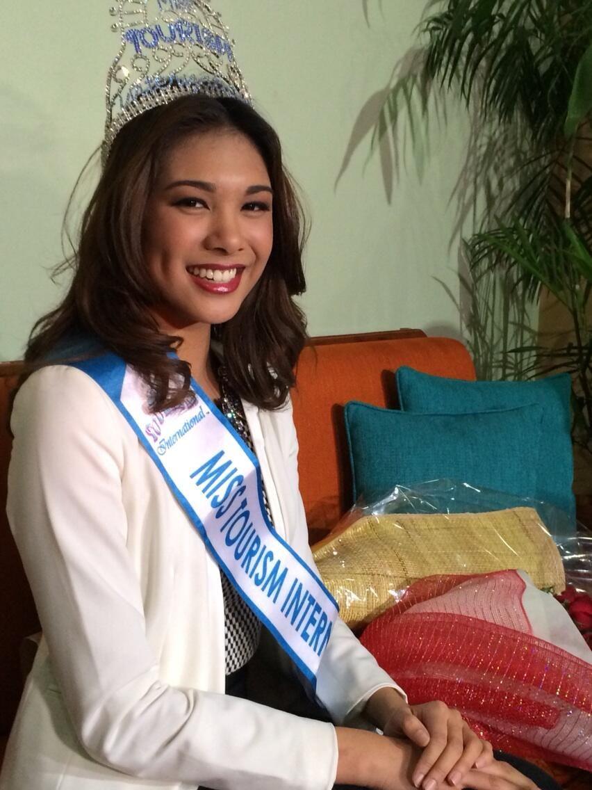 Angeli Dione Gomez, Miss Tourism International 2013 (Photo