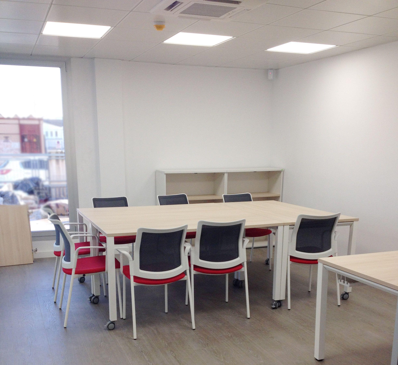 El Proyecto Ha Consistido En Una Instalaci N Integral Y A Medida  # Muebles Registrables