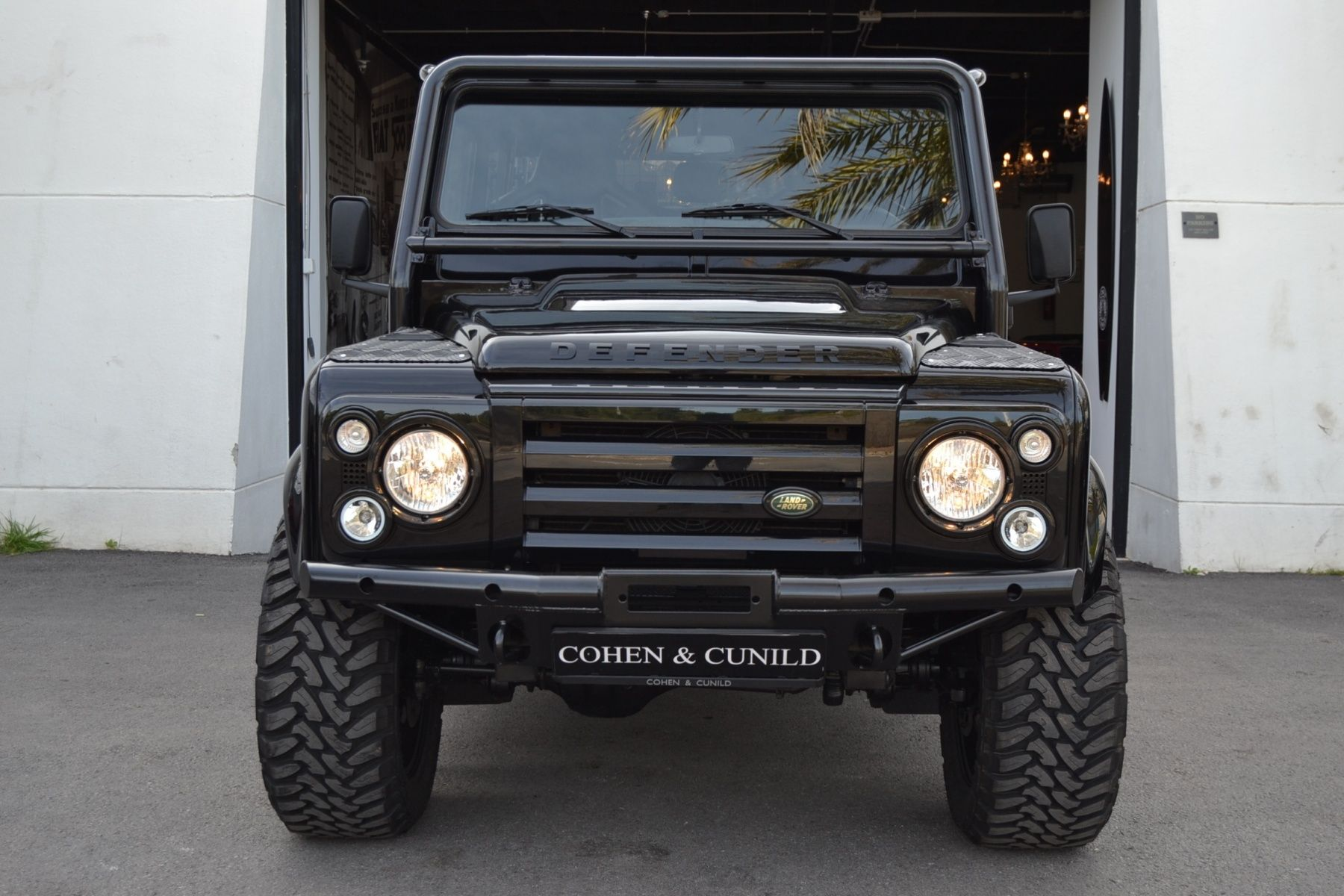 2010 Land Rover Defender Defender 110 Double Cab Pick Up All Blacks Version Classic Driver Market Land Rover Land Rover Defender Land Rover For Sale