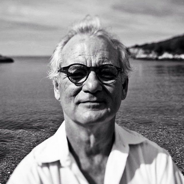 """""""The more relaxed you are, the better you are at everything: the better you are with your loved ones, the better you are with your enemies, the better you are at your job, the better you are with yourself."""" - Bill Murray"""